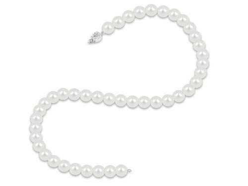 Pearl Necklace, Pearls, Jewelry